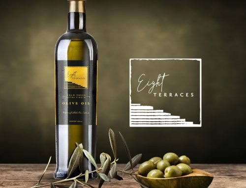 EIGHT TERRACES OLIVE OIL